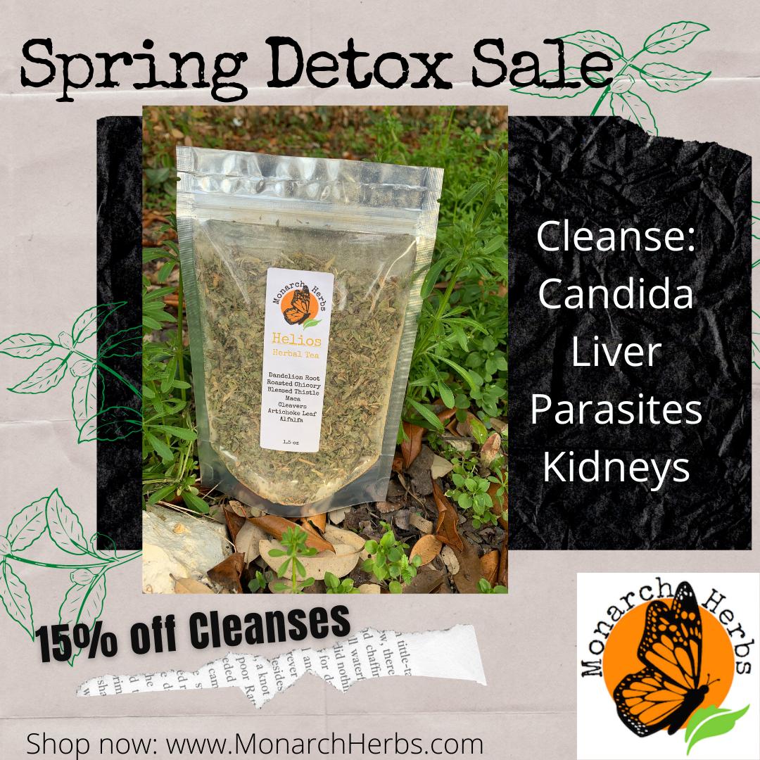 Spring Detox Sale