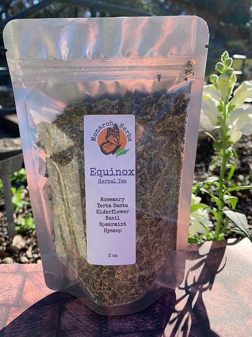 Equinox Tea - Sinus