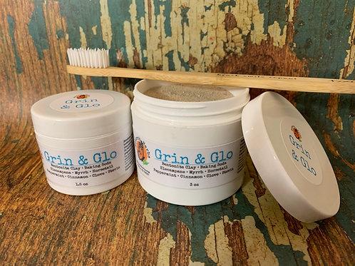 Grin & Glo Tooth Powder