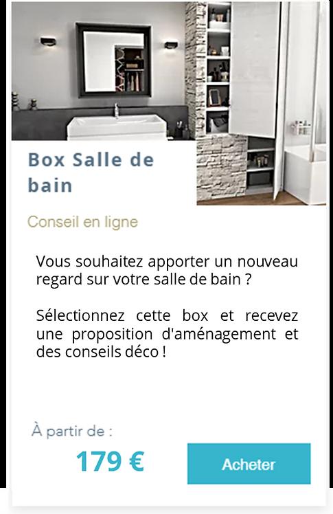 Box Salle de bain