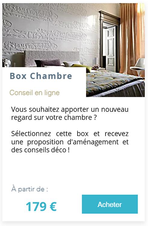 Box Chambre