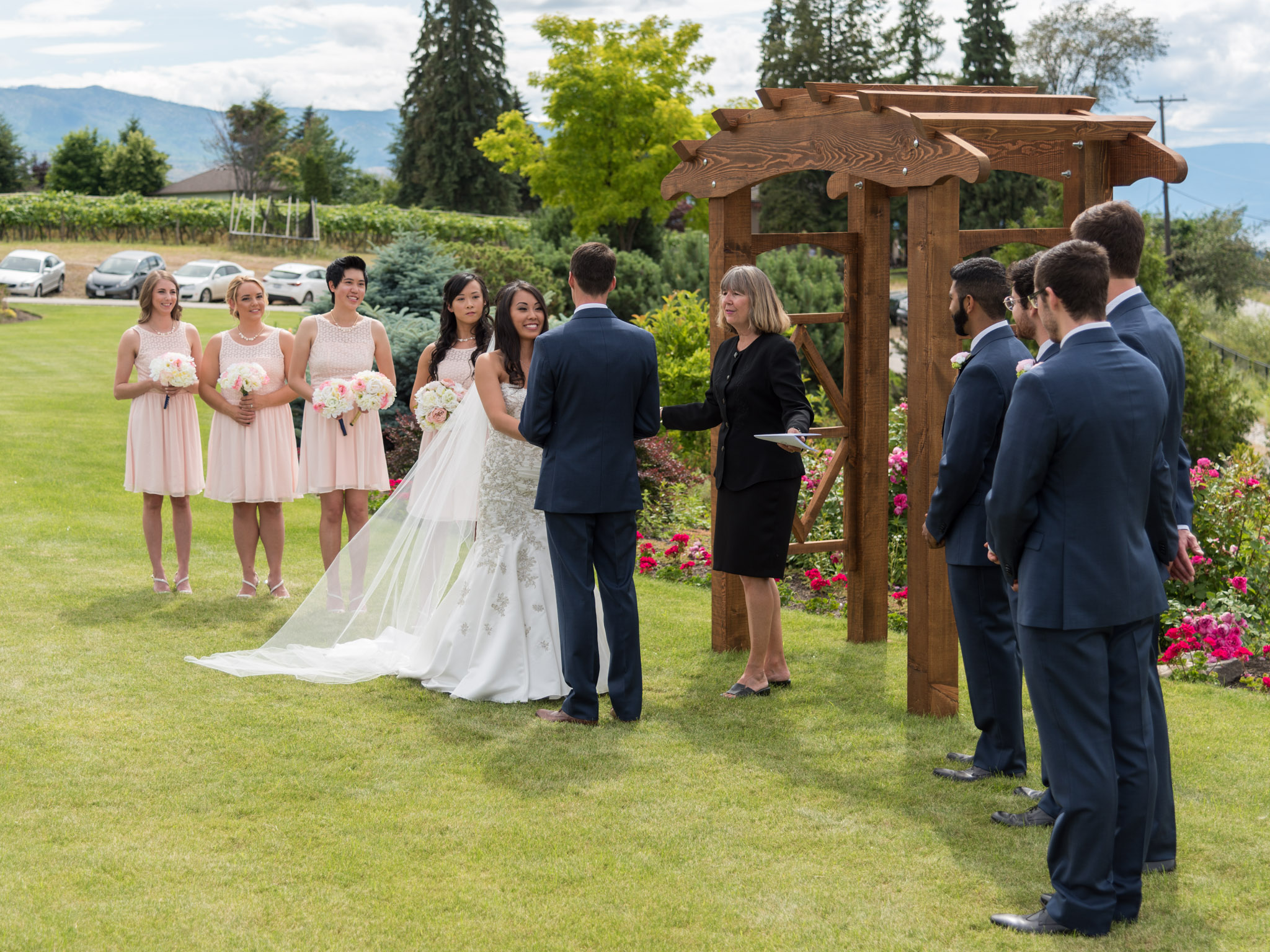 Hannah Farms Kelowna wedding venue