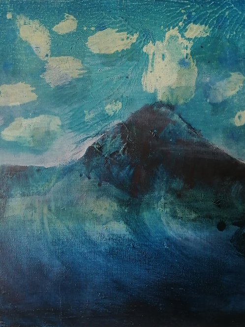 Nocturne, at sea