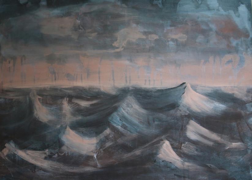Mountains of Sea