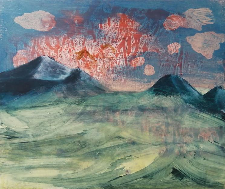 Red sky at sea - Hanneke van Ryswyk.jpg