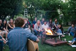 catalyst fireside worship