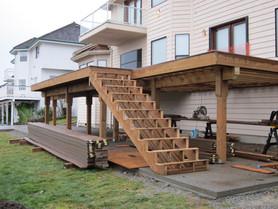 Deck Floor Replacement