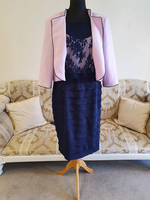 Couture Club Mother of the Bride Dress & Jacket