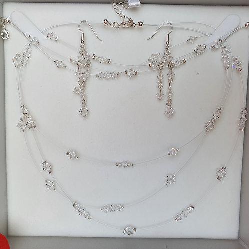 Linzi Jay Necklace & Earring Set