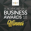 Blackmore Vale Business Awards Winner -