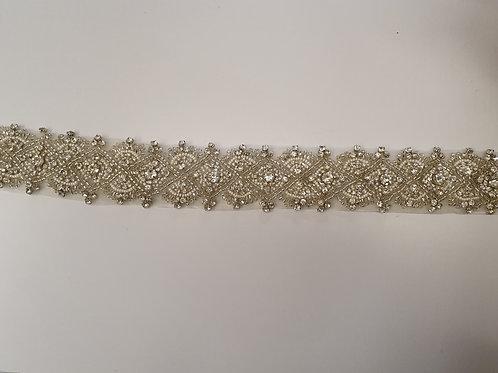 Diamante Bridal Belt