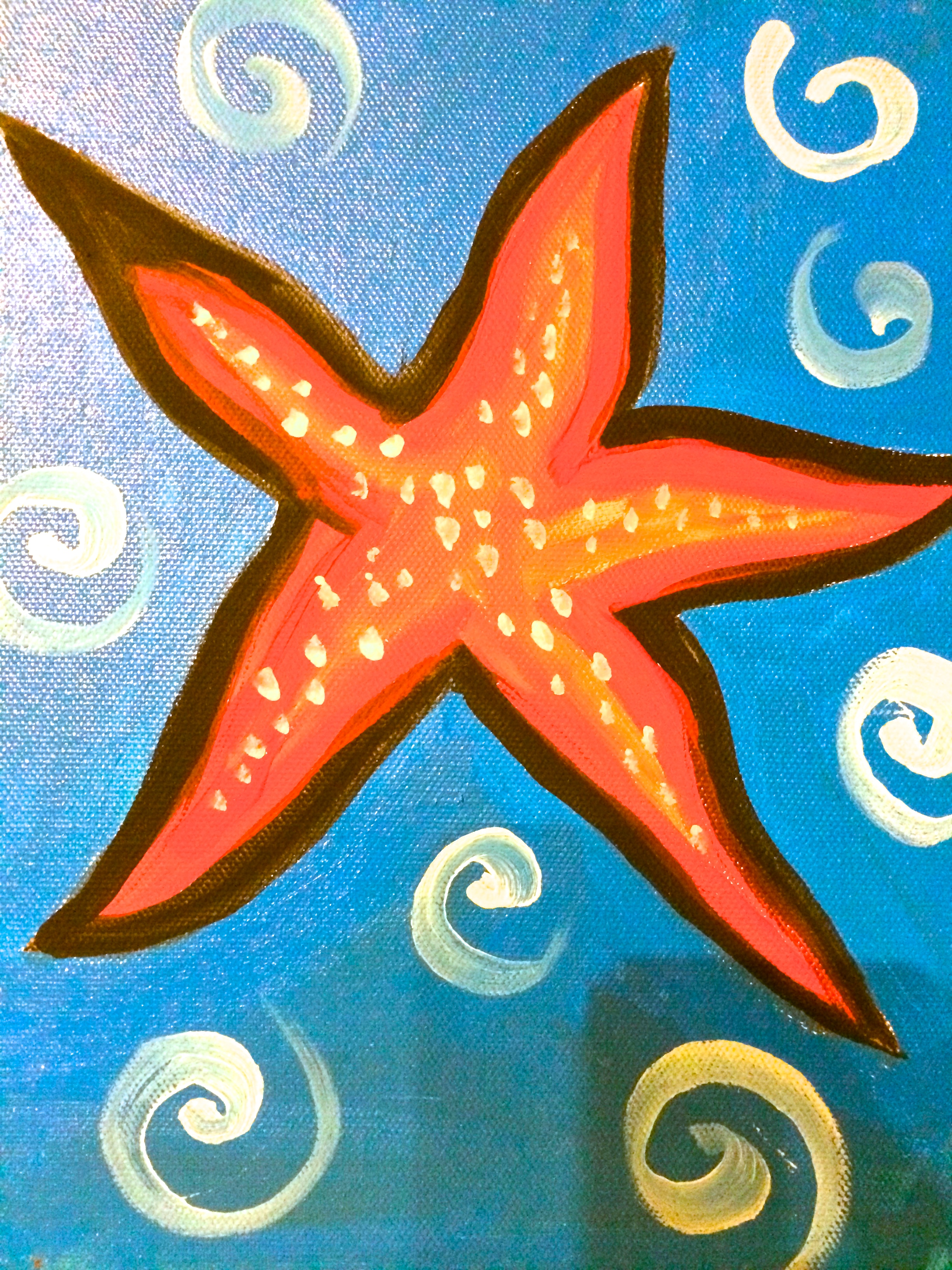 sea-starfish