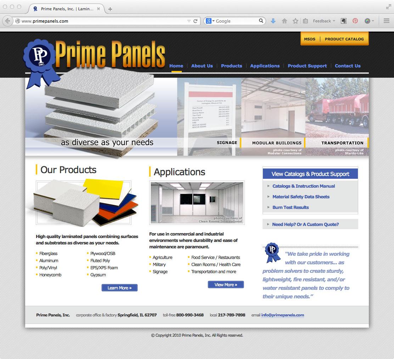 Prime Panels