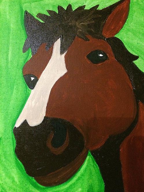 Farm-Horse