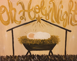 Oh Holy Night! A new subject