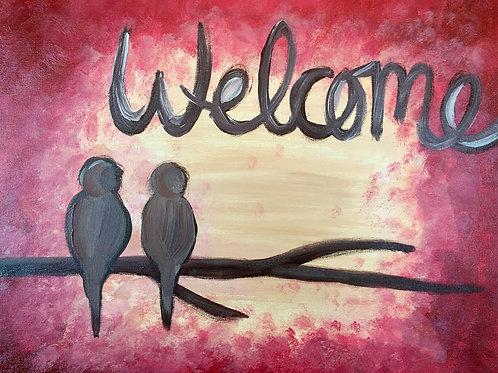 Welcome Birds