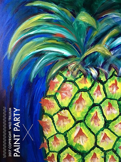 Pineapple Bliss