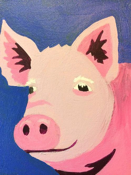 Farm-Pig