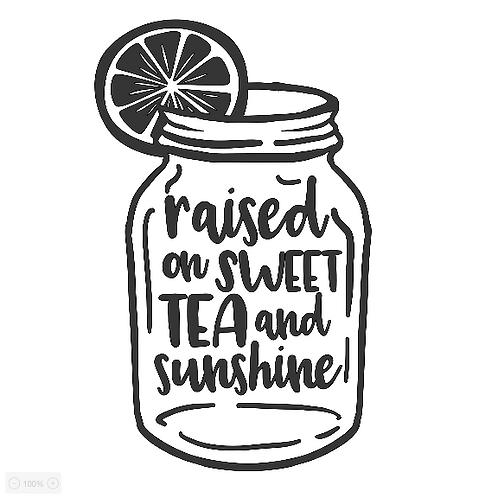 Raised on Sweet Tea & Sunshine