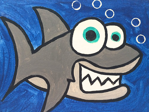 Under the Sea-Shark
