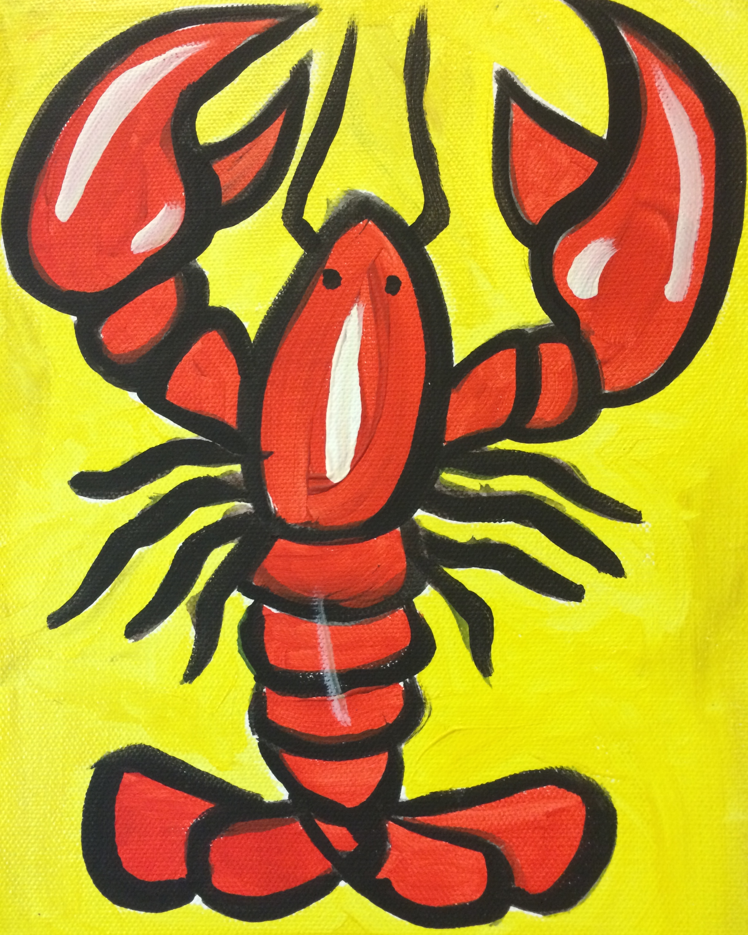 sea-lobster