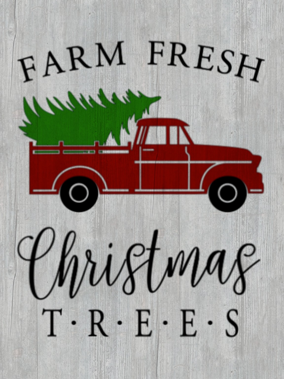 ChristmasTrees-Truck