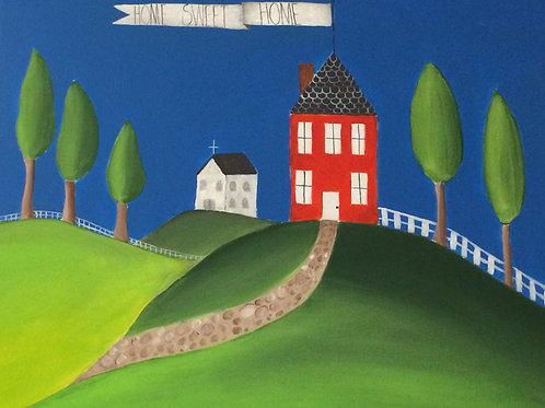 Primitive House
