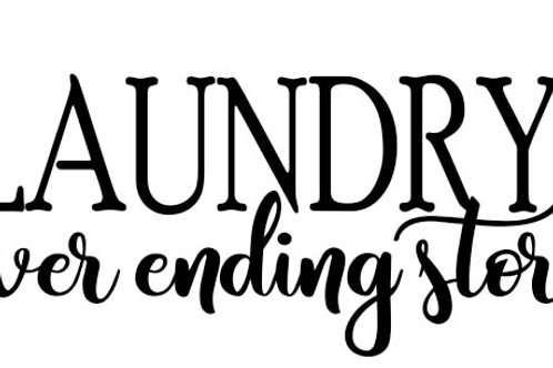 Laundry - a never ending story