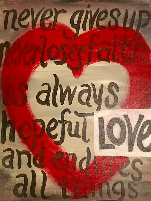 Heart-Always Love