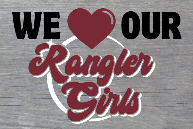 We Love Our Rangler Girls