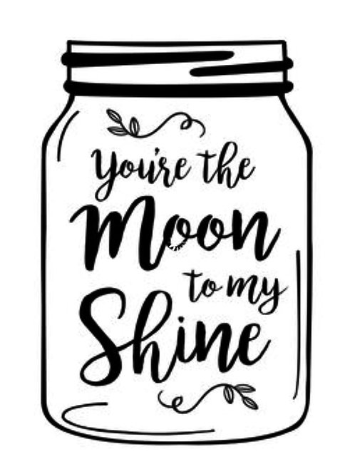 Youre the Moon to My Shine