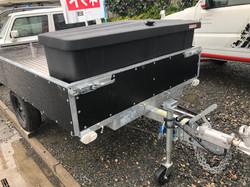 標準装備のボックス