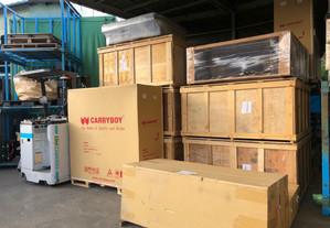 CARRYBOY社より待ちに待った商品入荷です!