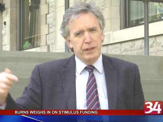 Councilman Joe Burns Speaks About Spending Binghamton's COVID-19 Stimulus Money
