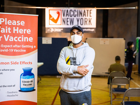 NY POST: These heroes are helping the most vulnerable get COVID-19 vaccines