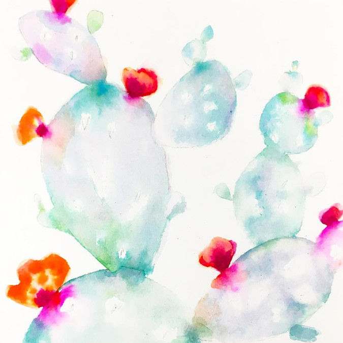 21-109: Watercolour