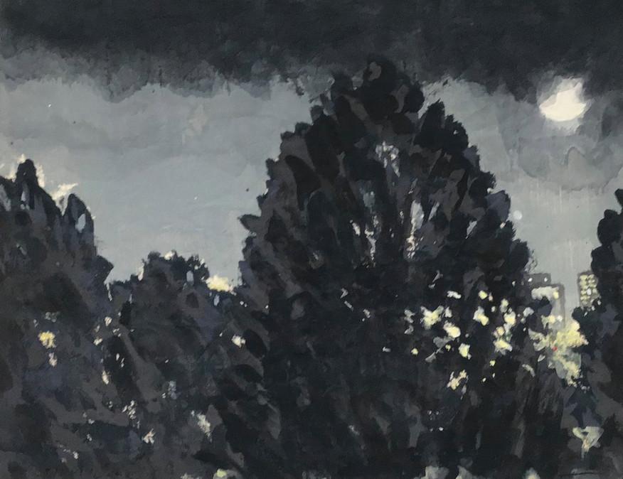 21-104: Urban Watercolour