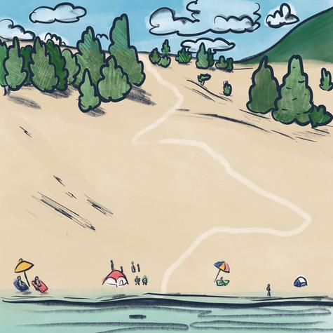 Tadoussac Dunes