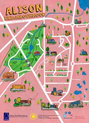 Alison Map