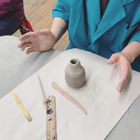 Ceramics Workshops