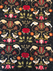Quilted Histories: Maragaret Anglin