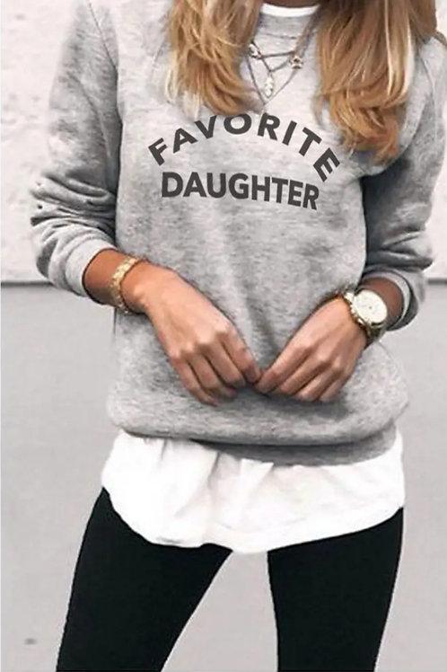 Favorite Daughter sweater