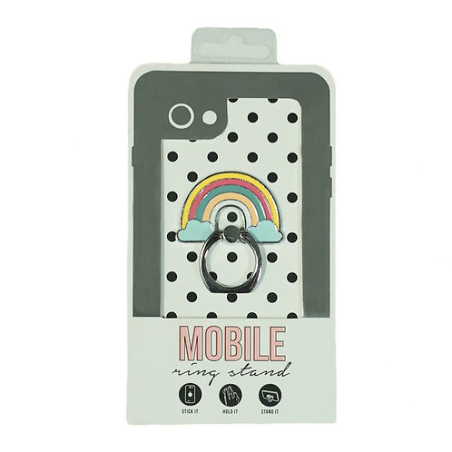 Mobile Ring Stand Rainbow 🌈