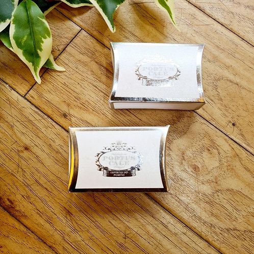 Mini soap 40gr White & Silver Black Fig & Pomegranate