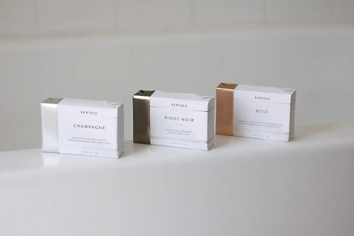 Rewined  Champagne Bar soap
