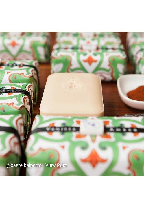 Tile collection   Luxury Portuguese soap Vanille