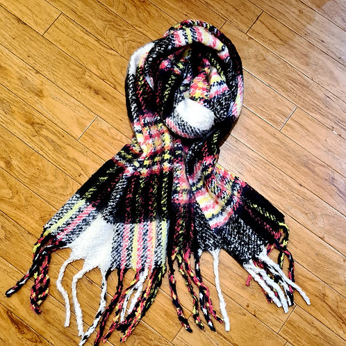 Black Soft scarf