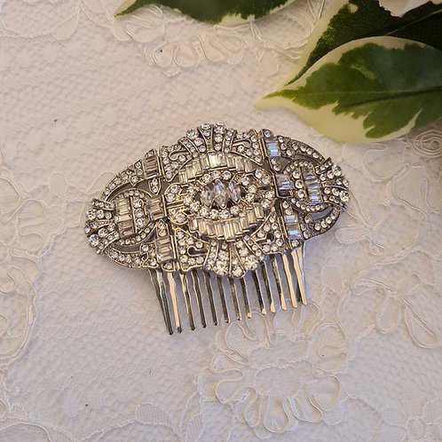 Diamonte Hair Comb