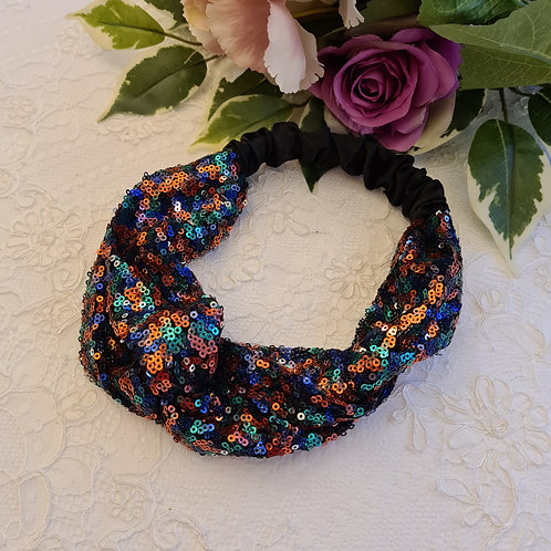 Sequins Head Band