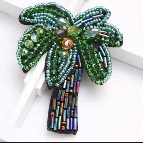 Palm brooch
